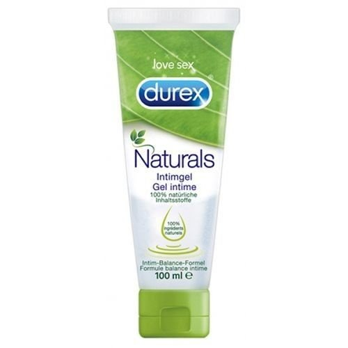 Durex Durex Glijmiddel Naturel - 100 Ml