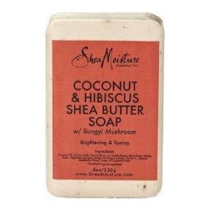 Shea Moisture Shea Moisture Coconut & Hibiscus Shea Butter Soap 230 Gram