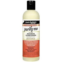 Aunt Jackie's Curls & Coils Flaxseed Recipes Purify Me Moisturizing Co-Wash Cleaner 355 ml