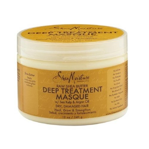 Shea Moisture Shea Moisture Raw Shea Butter Deep Treatment Masque 340 Gram