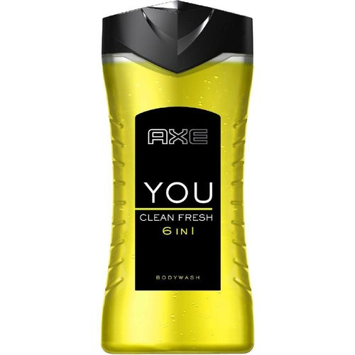 Axe Axe Douchegel You Clean Fresh 6 In 1 - 250 Ml