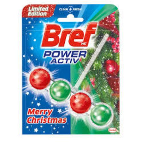 Bref Bref Power Active Toiletblok Christmas - 50 Gram