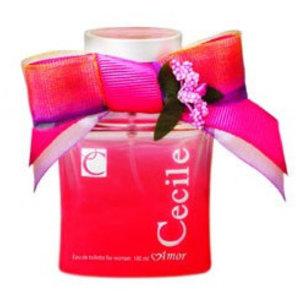 Cecile Cecile Women Amor Edt Spray - 100 Ml
