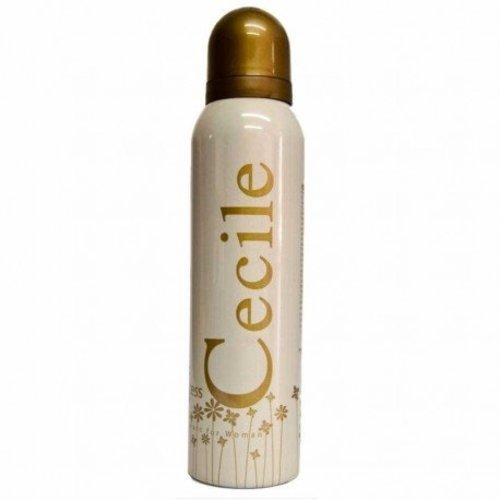 Cecile Cecile Women Princess Deodorant -150 Ml