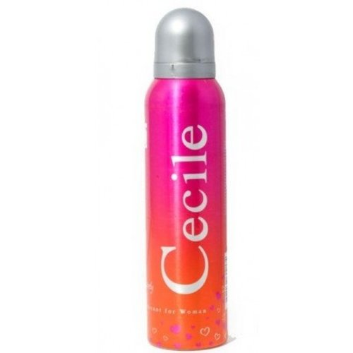 Cecile Cecile Women Lovely Deodorant - 150 Ml