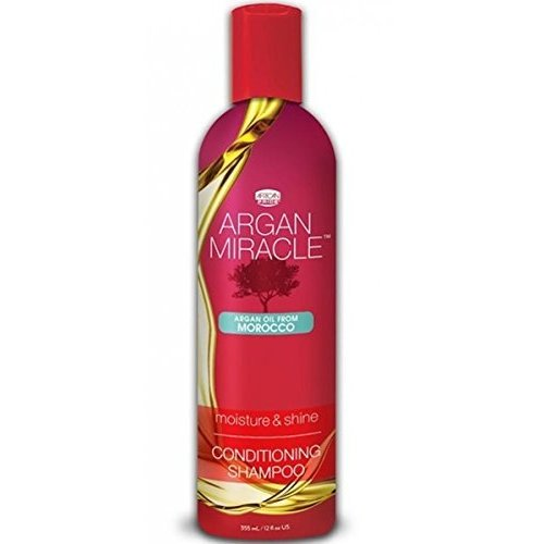 African Pride African Pride Argan Miracle Conditioning Shampoo 355 ml