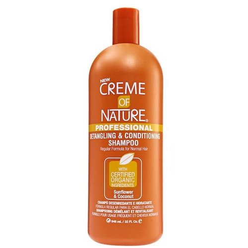Creme of Nature Creme Of Nature Detangling & Conditioning Shampoo Sunflower & Coconut 946 ml