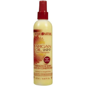Creme of Nature Creme Of Nature Argan Oil Strenght & Shine Leave - In Conditioner 250 ml