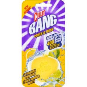 Cillit Bang Cillit Bang Power & Fresh Wc Blok Citroen - 40 Gram