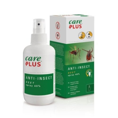 Care Plus Care Plus A-Insect Deet 40% Spray - 200ml