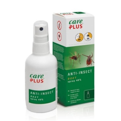 Care Plus Care Plus A-Insect Deet Spray 40% - 100ml