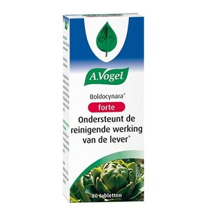 A.Vogel A.Vogel Boldocynara Forte - 80 Tabletten