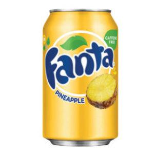 Fanta Fanta Ananas - 355 Ml