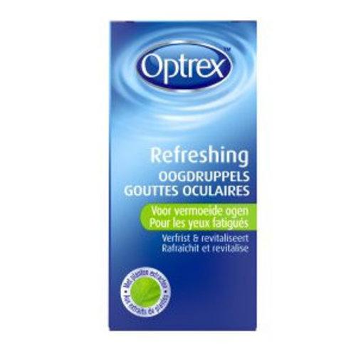 Optrex Optrex Oogdruppels Refreshing - 10 Ml
