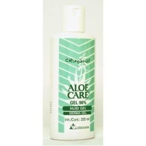 Aloe Care Aloe Care Huidgel 98% - 200 Ml