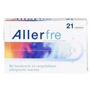 Allerfre Allerfre - 21 Tabletten