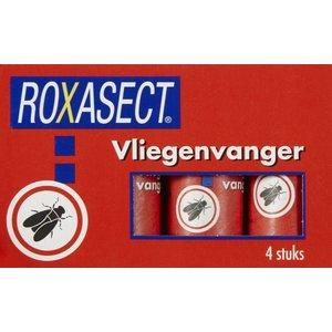 Roxasect Roxasect Vliegenvangers - 4 Stuks