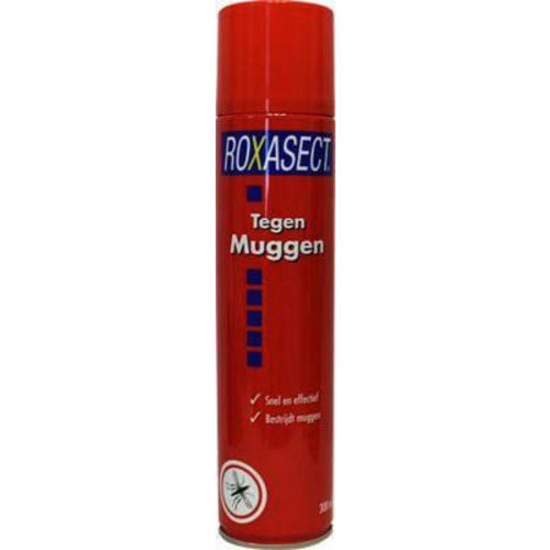 Roxasect Roxasect Spray Tegen Muggen - 300 Ml
