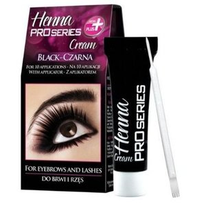 Henna Henna For Eyebrows Black - 1 Stuks