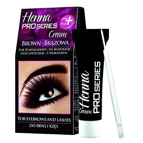 Henna Henna For Eyebrows Brown - 1 Stuks