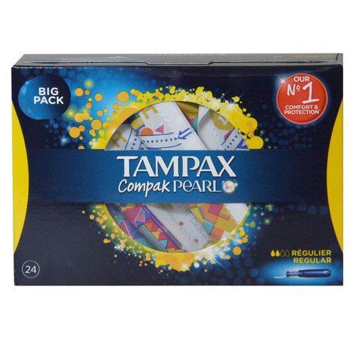 Tampax Tampax Compak Regular - 24 Stuks