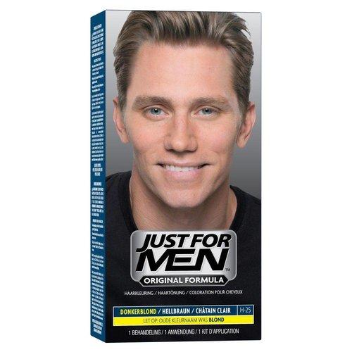 Just for Men Just For Men 1 Blond - 1 Stuks