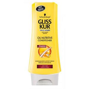 Gliss kur Gliss Kur Conditioner oil nutritive lang haar 250 ml