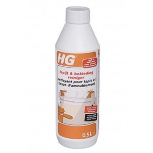 Hg Hg Tapijt En Bekleding Reiniger - 500 Ml