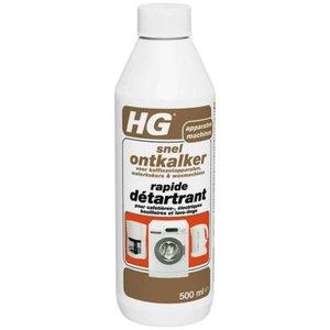 Hg Hg Snel Ontkalker Koffiezetapparaten/Waterkoker - 500 Ml