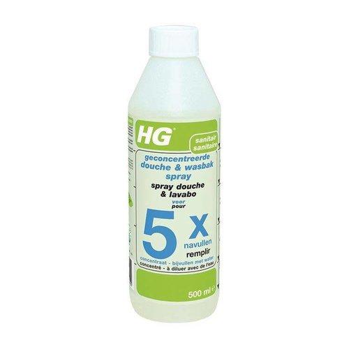 Hg Hg Douche En Wasbak Navul - 500 Ml