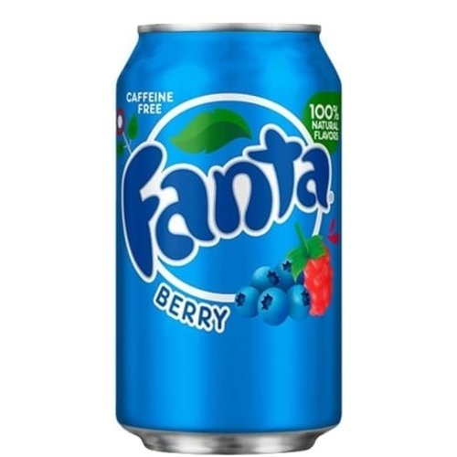 Fanta Fanta Berry 355 ml