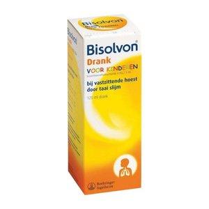 Bisolvon Bisolvon Elixer Kind 4 Mg/5m - 125 Ml