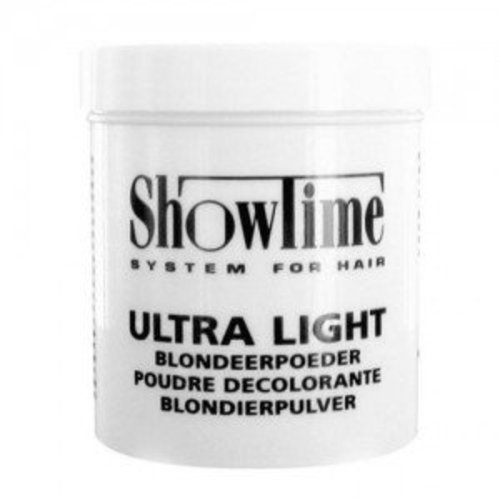 Showtime Showtime Ultralight Blondeerpoeder 200 Gram