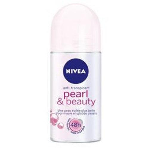 Nivea Nivea Deo Roller Pearl & Beauty 50 Ml