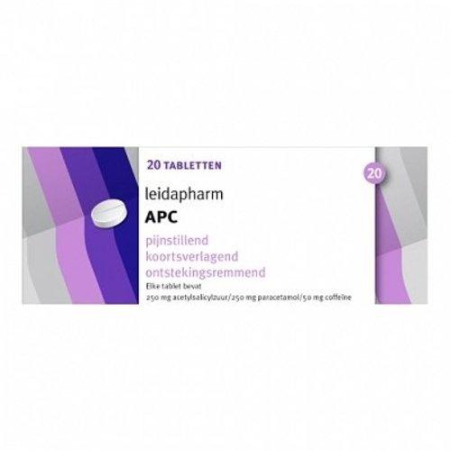 Leidapharm Leidapharm Apc - 20 Tabletten