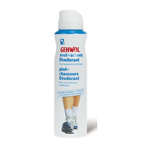 Gehwol Gehwol Deo Spray Voet + Schoenen -150 Ml