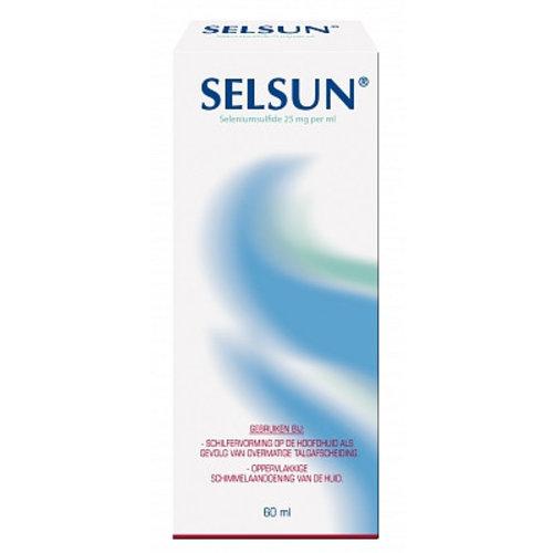 Selsun Selsun Shampoo Klein - 60 Ml