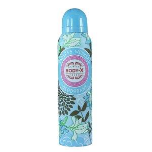 Body-X Body-X Deodorant Women Endless Weekend - 150 Ml