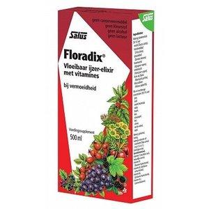Floradix Floradix Ijzer Elixer - 500 Ml