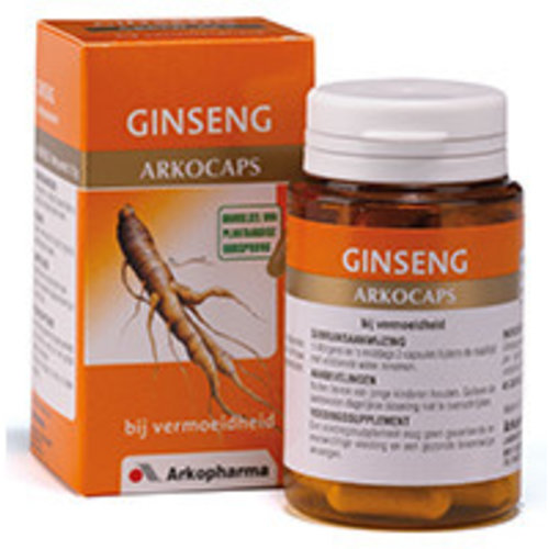 ARKOCAPS Arkocaps Ginseng - 45 Capsules