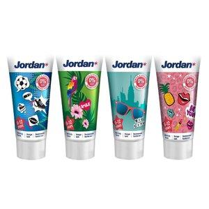 Jordan Jordan Tandpasta Junior 6-12 Jaar - 50 Ml