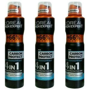 Men Men Expert Deospray carbon protect 4 in 1 - 250 Ml