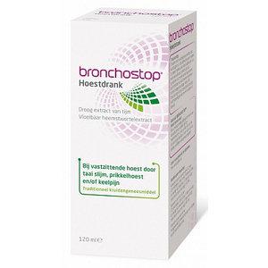 Bronchostop Bronchostop Hoestdrank - 120 Ml
