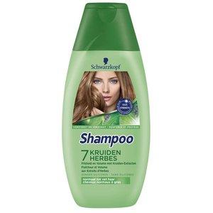Schwarzkopf Schwarzkopf 7 Kruiden Shampoo - 250 Ml