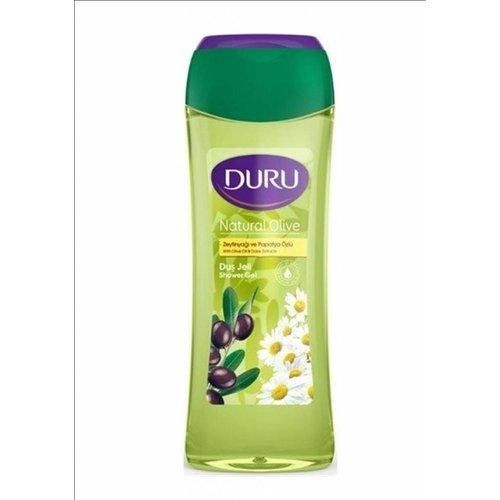 Duru Duru showergel olijfolie en kamille 500ml