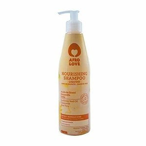 Afro love Afro love shampoo sunflower/ chamomille/ aloe vera 450 ml