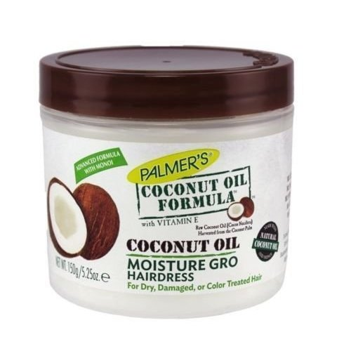 Palmers Palmers coconut oil hairdress 150 Gram