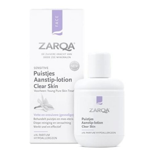 Zarqa Zarqa puistjes aanstip lotion 20 ml