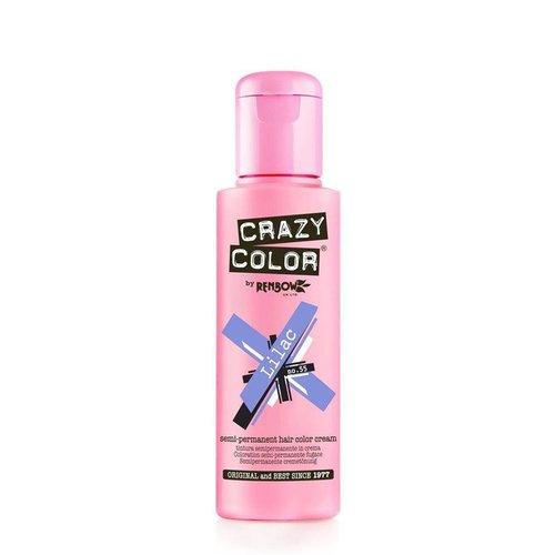 Crazy color Crazy color lilac no 55 100 ml