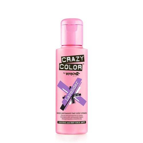 Crazy color Crazy color lavendel no 54 100 ml